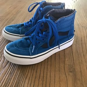 Vans Sk8-Hi Sneaker high top skateboard shoe
